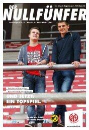 14-15_Stadionzeitung_Nr2_Dortmund