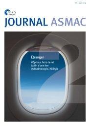 Journal ASMAC No 2 - Avril 2013