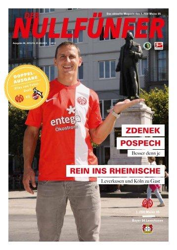 Stadionzeitung_Nr4_Leverkusen_Koeln