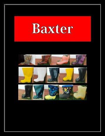 Catalogo Baxter