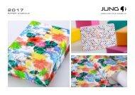 JUNG Collection papiers cadeaux 2017