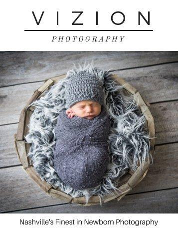 Newborn Photographers Nashville Vizion Photography