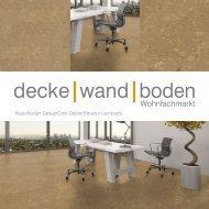 dwb Produktinformation DesignCork Lambada VK24201