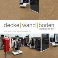 dwb Produktinformation DesignCork Rock VK22501