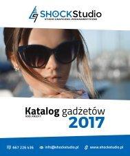Katalog gadżetów #AN2017
