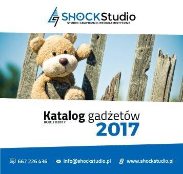 Katalog gadżetów #FO2017