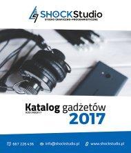 Katalog gadżetów #MB2017