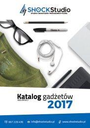 Katalog gadżetów #MP2017