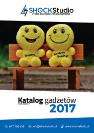 Katalog gadżetów #RD2017