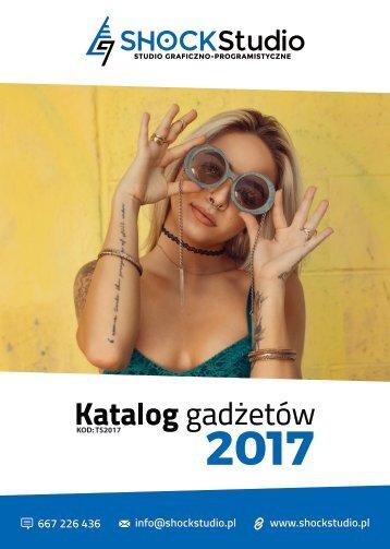 Katalog gadżetów #TS2017