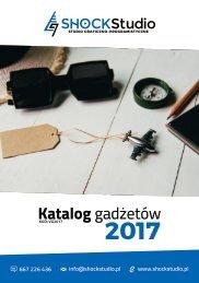 Katalog gadżetów #VG2017