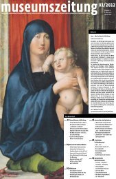 6. März 2012 - Museumszeitung für Museen in und um Nürnberg