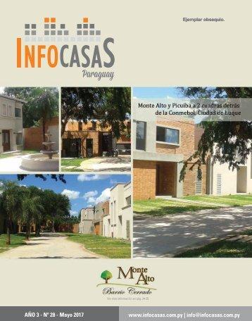 Revista InfoCasas Paraguay - Mayo 2017