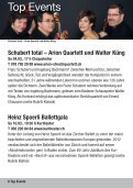 Baden ist. Kultur - Veranstaltungen - Baden - Seite 6