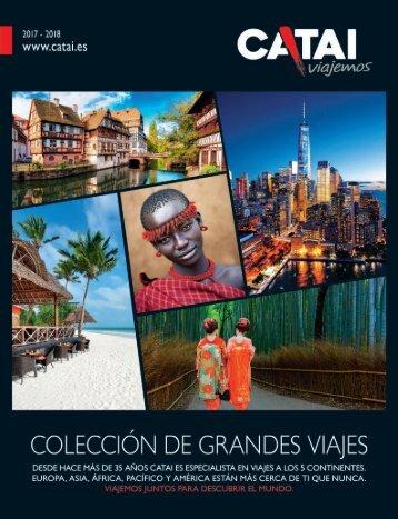 Catai Viajemos Catalogo General 2017