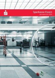 Sparkasse Essen - Jahresbericht 2010