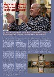 Nach zehn Jahren: Zusammentreffen mit einem ... - Birseck Magazin