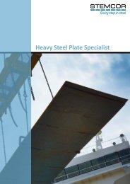 Heavy Steel Plate Specialist