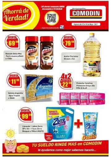 Ofertas de Supermercados Comodin