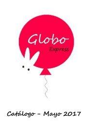 Globo Express Catálogo