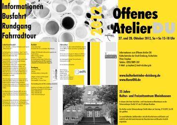 25 Jahre Kultur- und Freizeitzentrum Rheinhausen