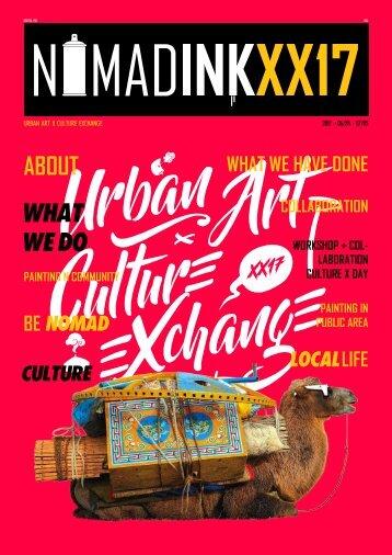 NOMADINKXX17 Intro Magazine