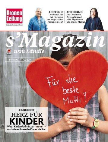 s'Magazin usm Ländle, 14. Mai 2017