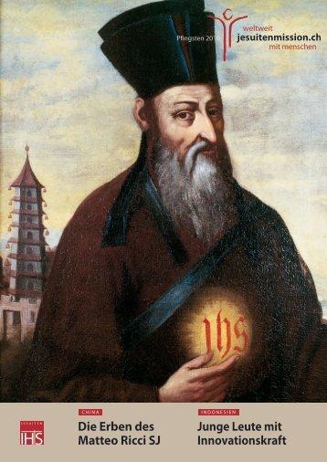 Pfingsten 2010 - Jesuitenmission