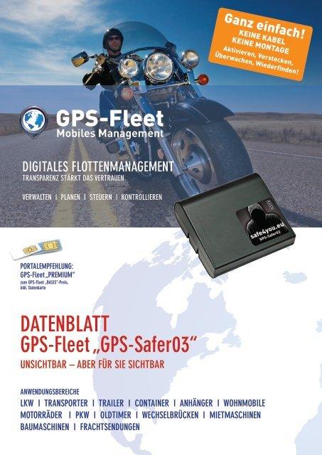 Datenblatt Safer03
