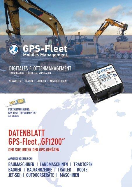 Datenblatt GF1200