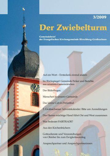 Menschen in unserer Gemeinde - Evangelische Kirchengemeinde ...
