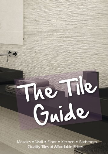 The Tile Guide - Low Res