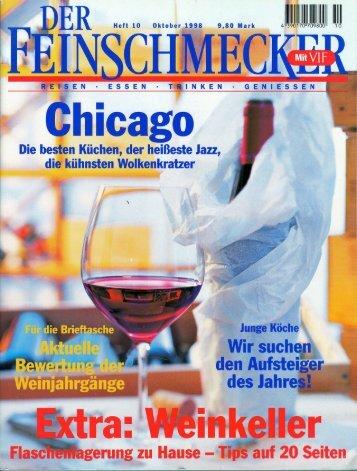 Wengers Weinkeller 1098 - Winedine