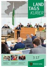 Landtagskurier, Ausgabe 3/2017