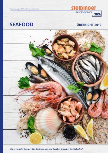Steidinger Gastro Service – Seafood