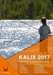 Kalix Fritids- & Kulturguide 2017