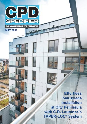 CPD Specifier MAY 2017 Issue