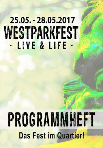 Westparkfest 2017 Programmheft - Dortmund