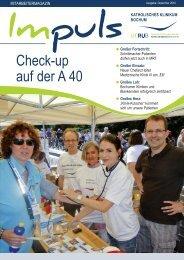 """Dem """"Klinik-Kutscher"""" - Katholisches Klinikum Bochum"""
