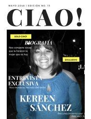 MAYo 2017 | ISSUE NO. 13