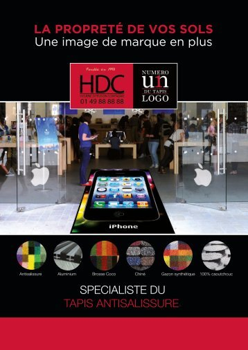 CATALOGUE HDC 2015