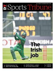 Sports Supplement, 15th Issue