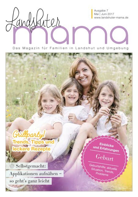 Landshuter Mama Ausgabe 7