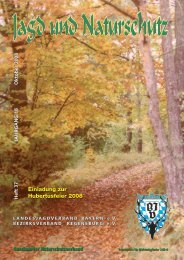 Download - Bezirksjagdverband Regensburg eV