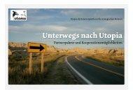 Zeit für Dialog: Die Utopia Unternehmensprofile - Utopia.de