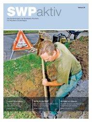 SWP aktiv - Ausgabe Herbst 2008 - Stadtwerke Pforzheim