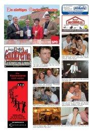 Auf geht's Kulmbach! Eure Stadtratsfraktion - Bierfestzeitung