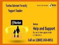 18002430051 Norton Internet Security Support Service