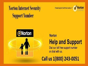 18002430051 Norton Internet Security Support Service