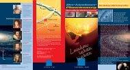 Planetenweg Flyer als pdf-Datei. - Landau an der Isar